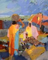 Markt in Tamil Nadu III